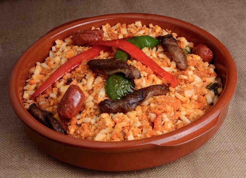 migas extremadura plato tipico merida donde comer gastronomia