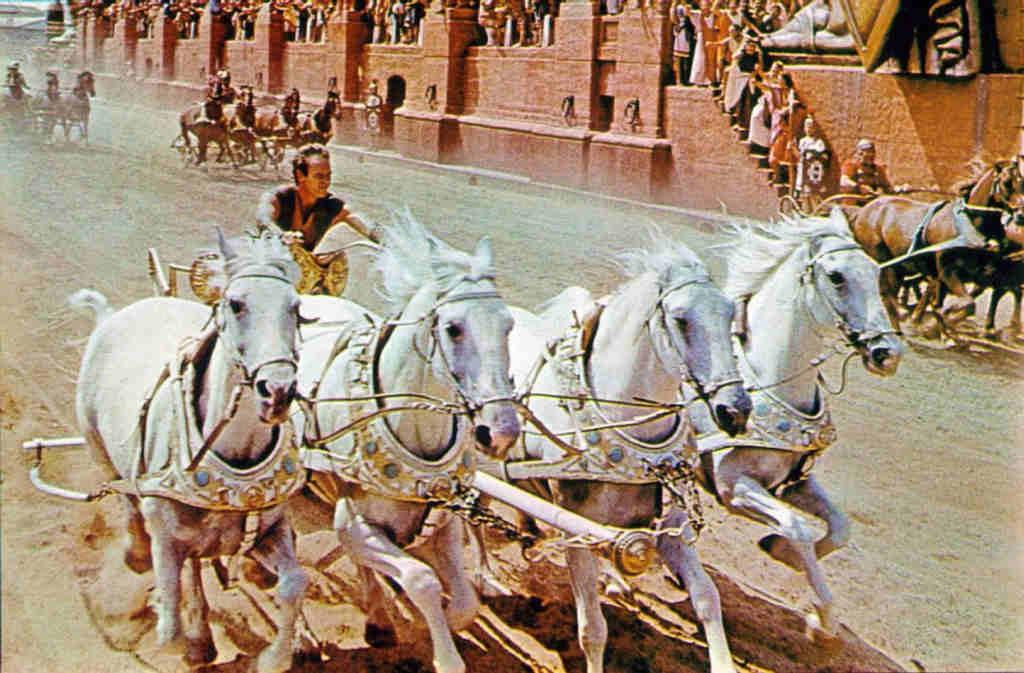 carrera cuadrigas circo romano merida