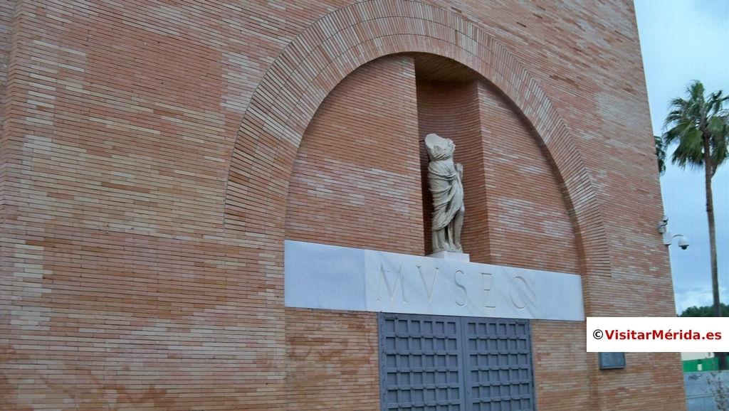 museo arte romano merida lateral derecho