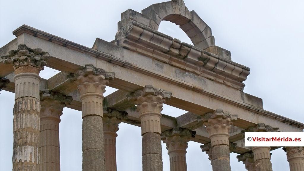 templo diana merida superior