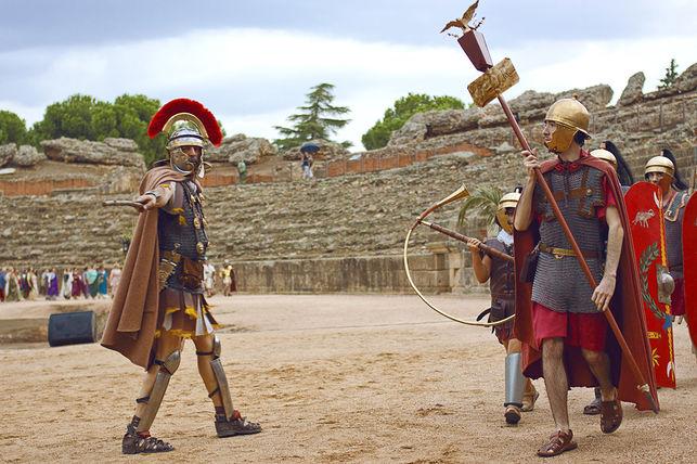 emerita ludica 2018 merida anfiteatro
