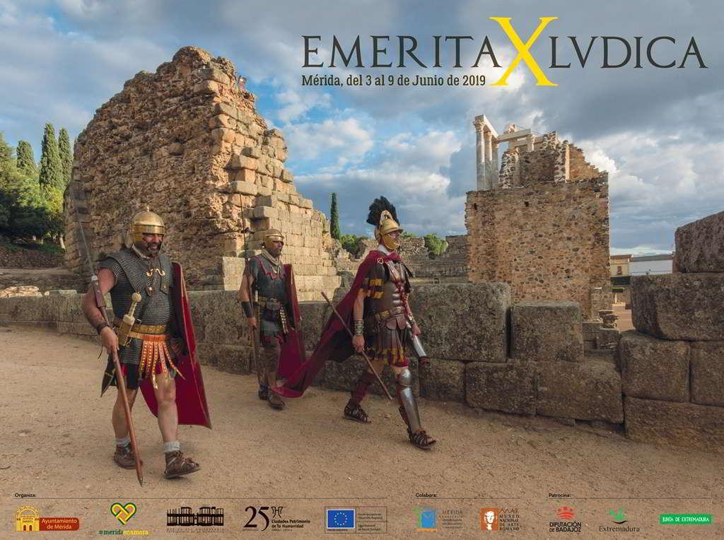 emerita ludica 2019 Merida Cartel Edición X