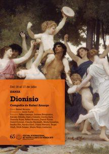 dionisio festival merida 2019