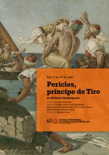 pericles festival merida 2019