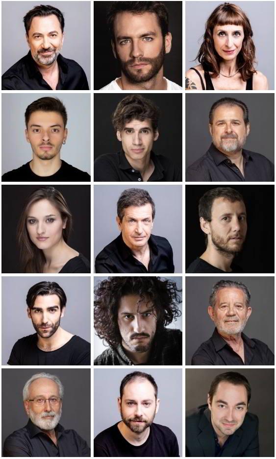 reparto tito andronico festival merida 2019