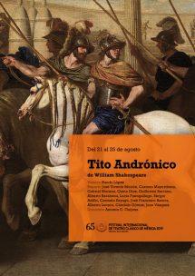 tito-andronico festival merida 2019